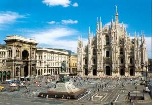 Италия. Милан