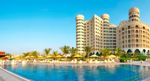 OAЭ Al Hamra Palace Beach Resort 5