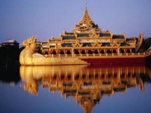 Таиланд. Мьянма