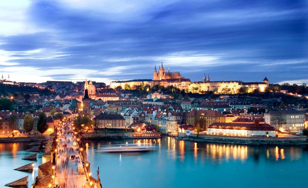 туры в Прагу из Новосибирска