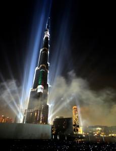 ОАЭ. Burj Dubai