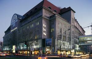 Германия Берлин KaDeWe