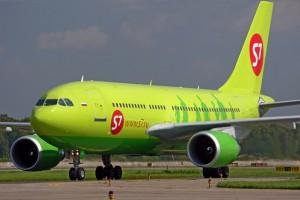 Самолет s7