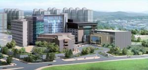 Больница Менг-Джи при медицинском университете Кван Донг