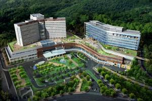 Госпиталь Бундан Сеульского Национального Университета