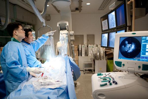 Кардиоваскулярная оперционная